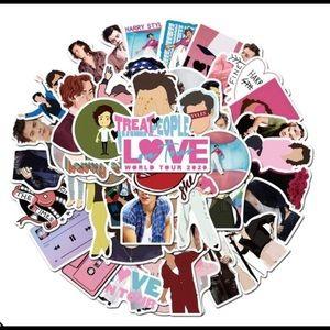 50 Harry Styles Stickers